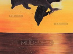 """Jumping for Joy"" - Limited Edition Prints"