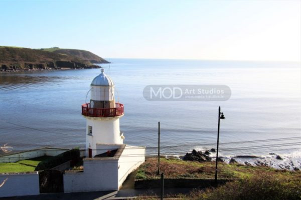 Early Light at Youghal's Lighthouse, Co. Cork VH26